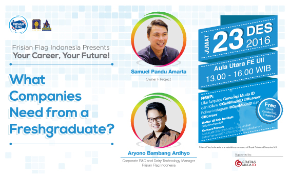 What Companies Need from a Freshgraduate?